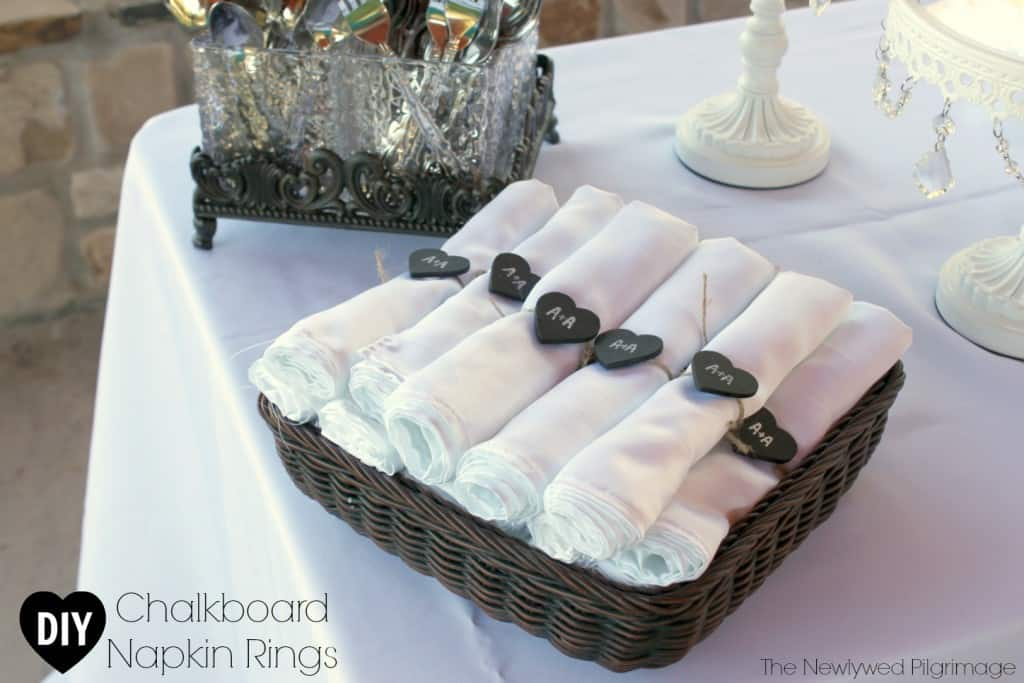 15 Simple Diy Napkin Rings
