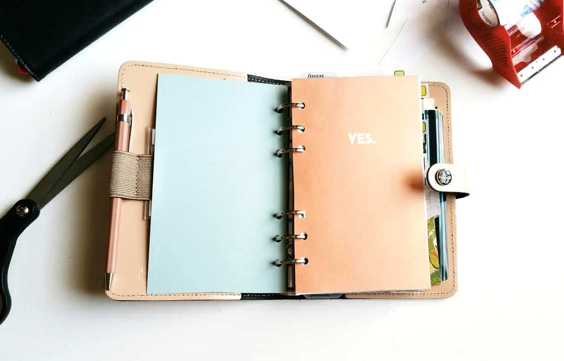 photograph regarding Diy Planner Organizer titled Do-it-yourself Working day Planners for the Refreshing Yr