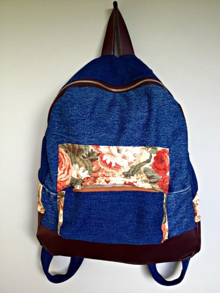 Cute DIY Backpacks for Back to School