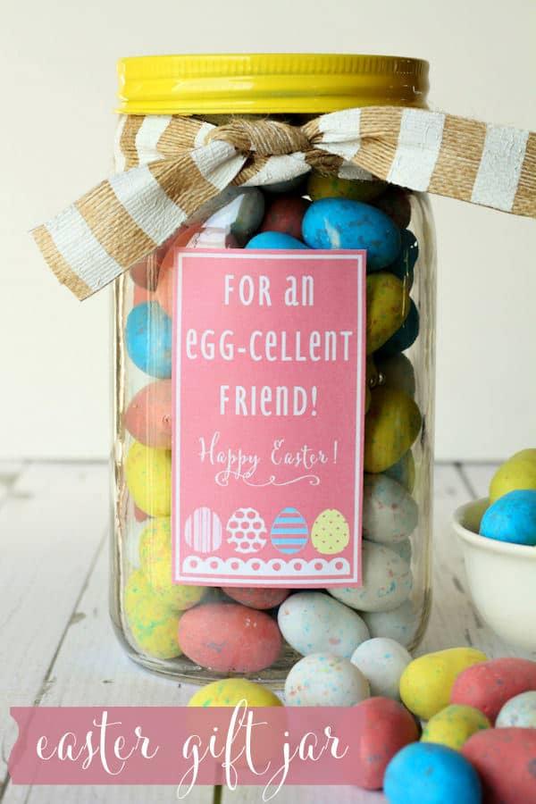 Chocolate egg wordplay gifts