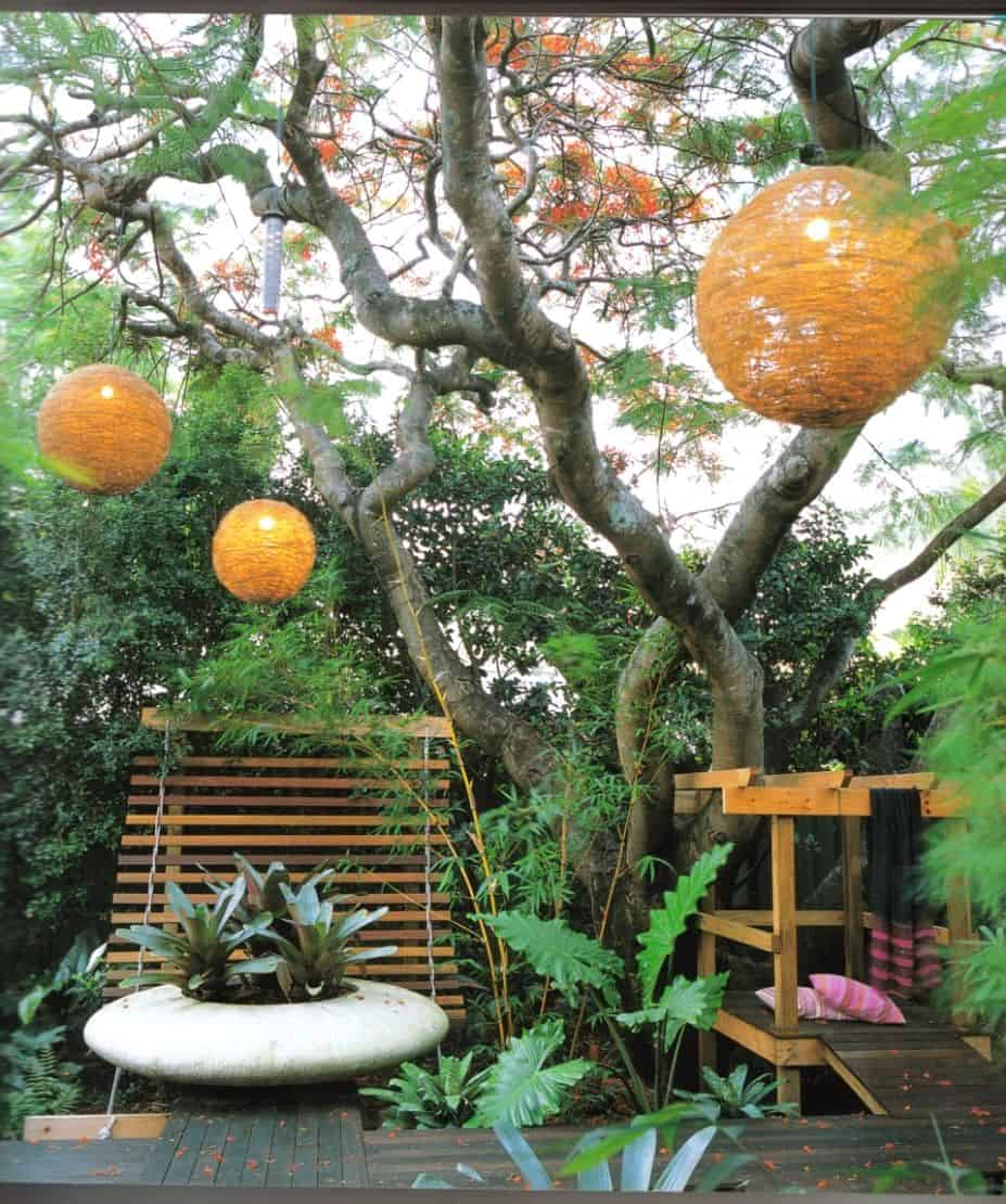 Garden design tips for small spaces
