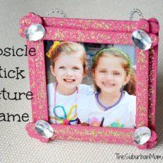 Super Fun Popsicle Stick Crafts for Kids