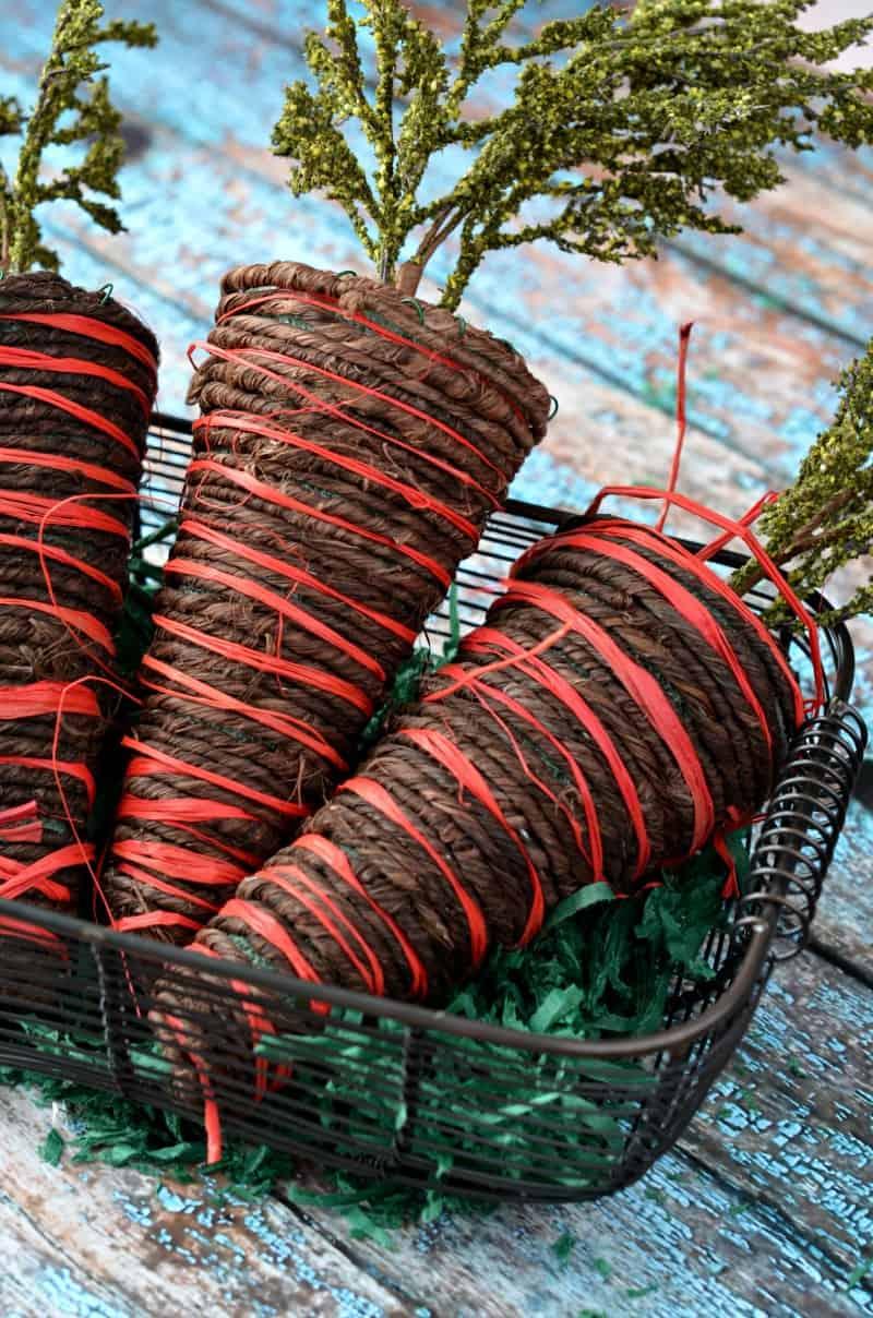 هویج نخی روستایی عید پاک