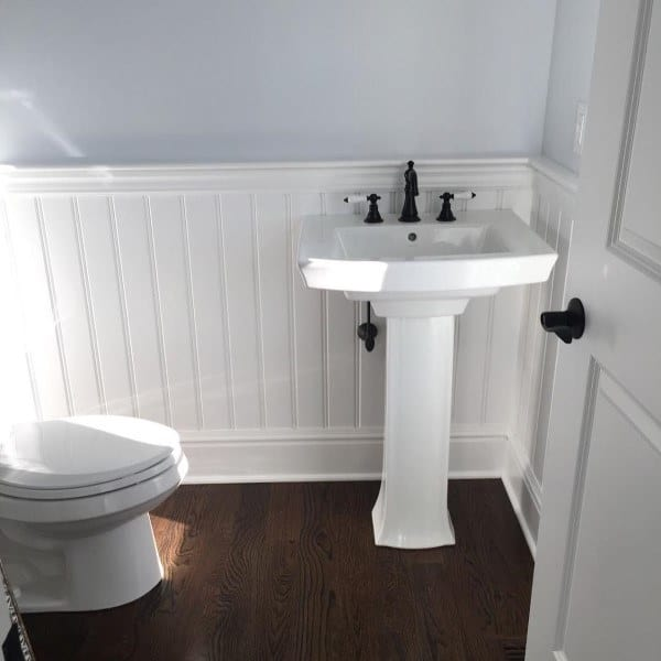 An introduction to wainscoting for beginners