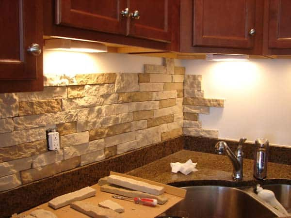 Diy Kitchen Backsplash Designs