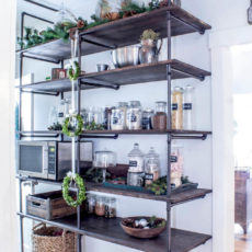 In depth floor to ceiling pip shelving for beginners