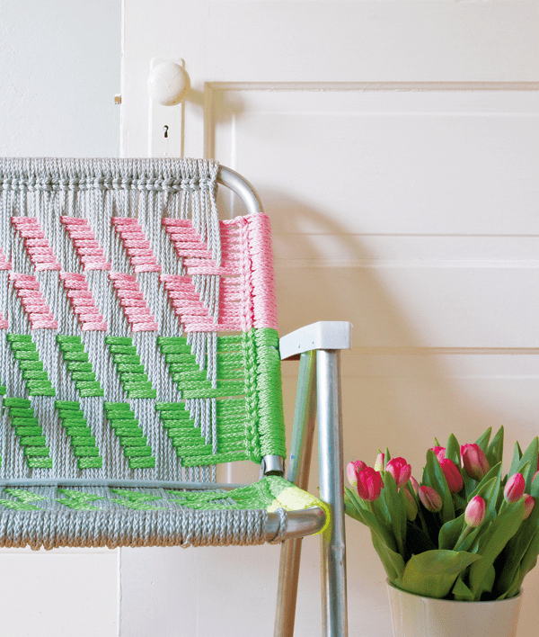 Mollie makes macrame chair tutorial