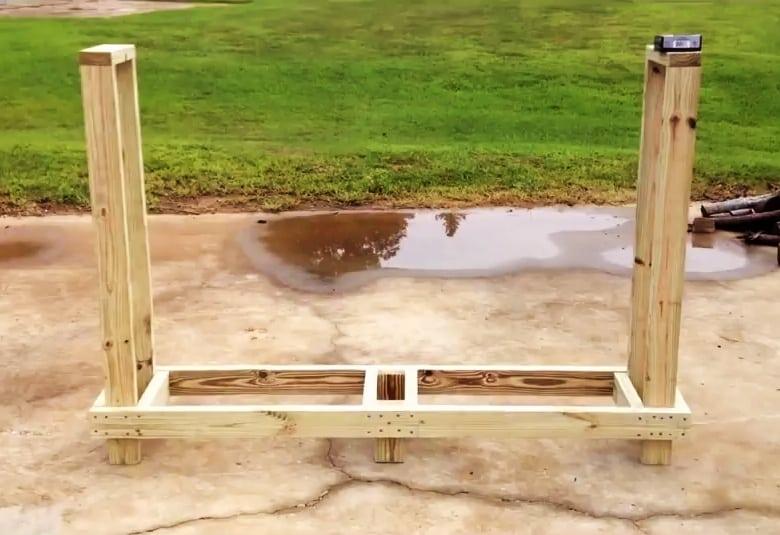 قفسه ثبت آسان DIY زیر 30 دلار