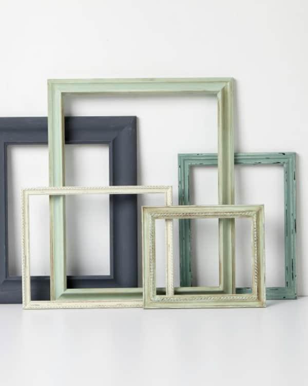 Vintage picture frames 2