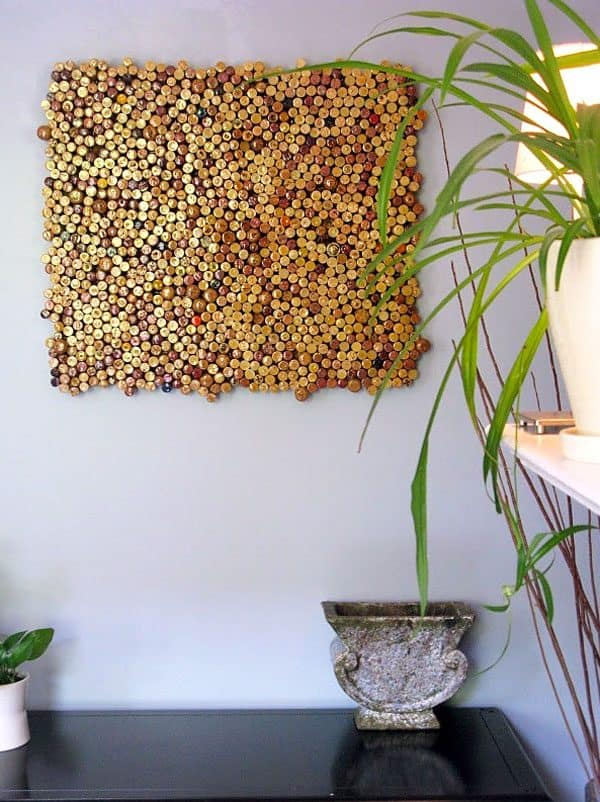 Diy kitchen wall art