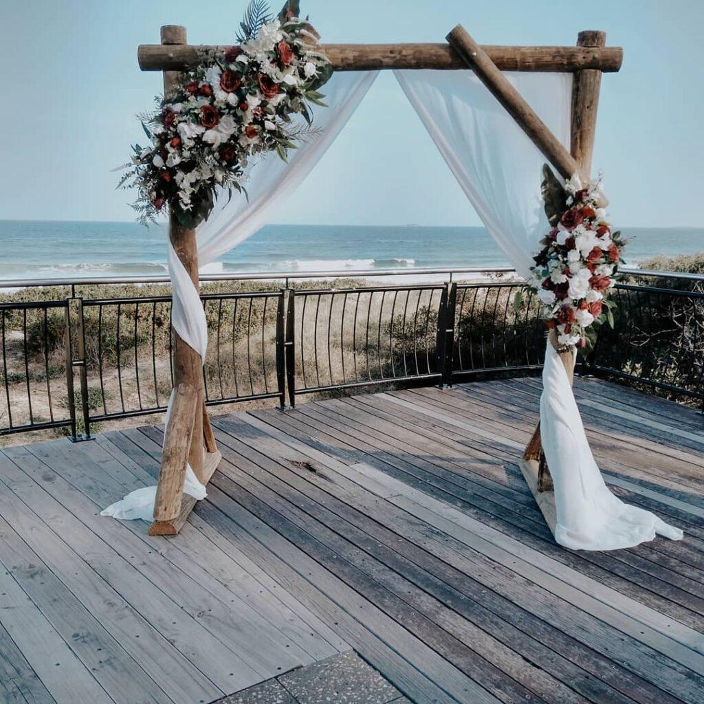 Beachy arch