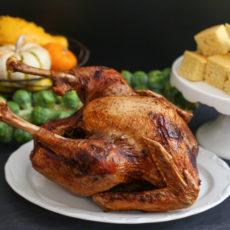 Chiptole deep fried turkey