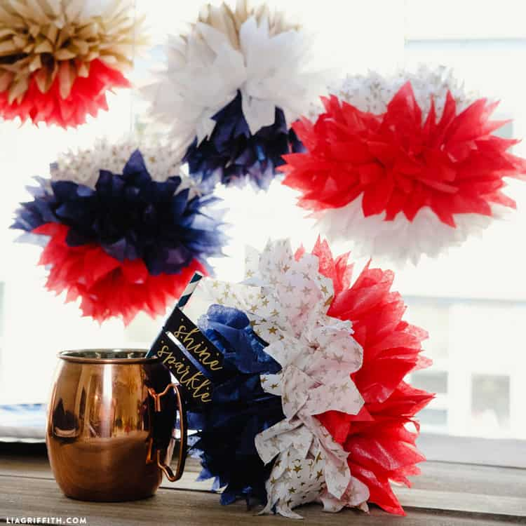15 DIY 4th of July decorations