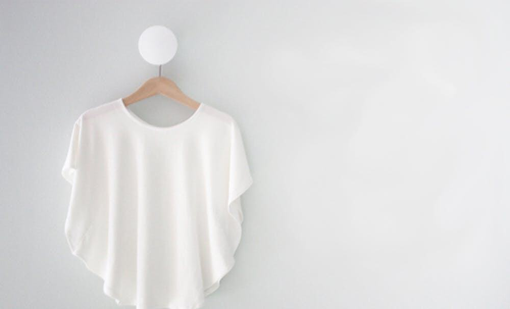 Diy circle knit top