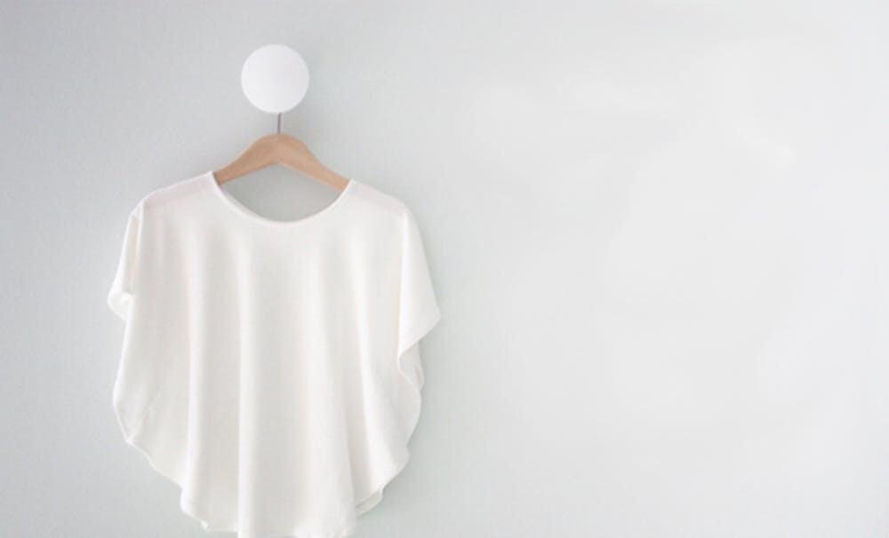 Diy circle knit top