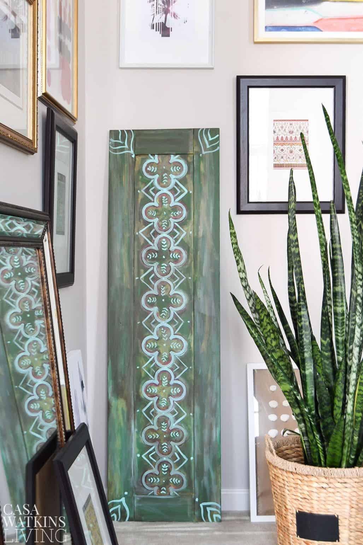 Diy moroccan wood art