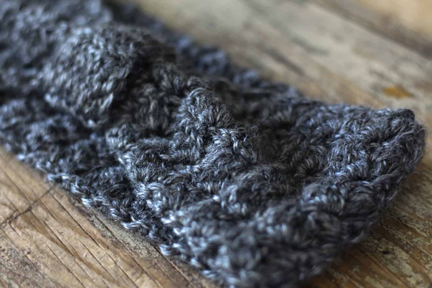 The nora headband crochet diy