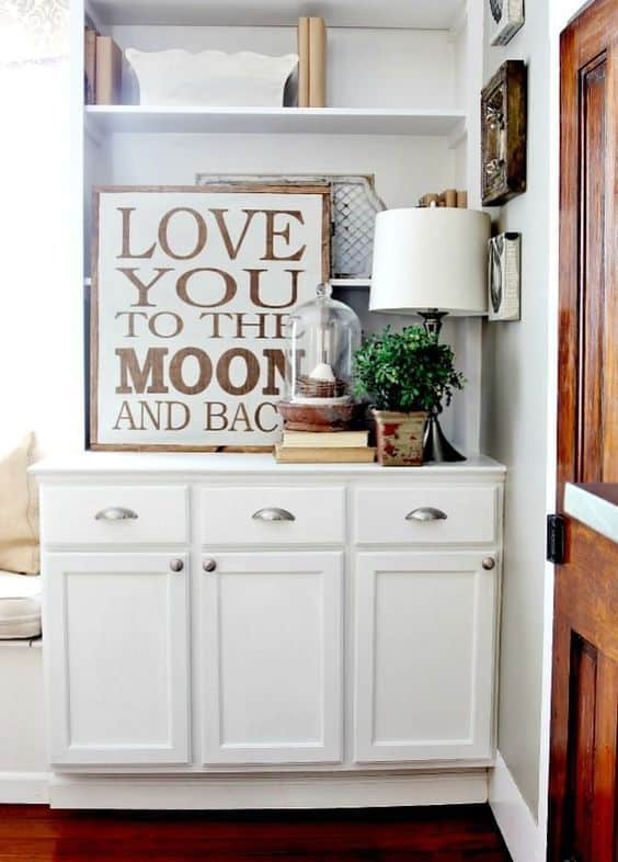 Diy farmhouse wood sign