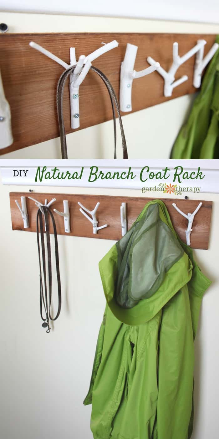 Diy branch hook