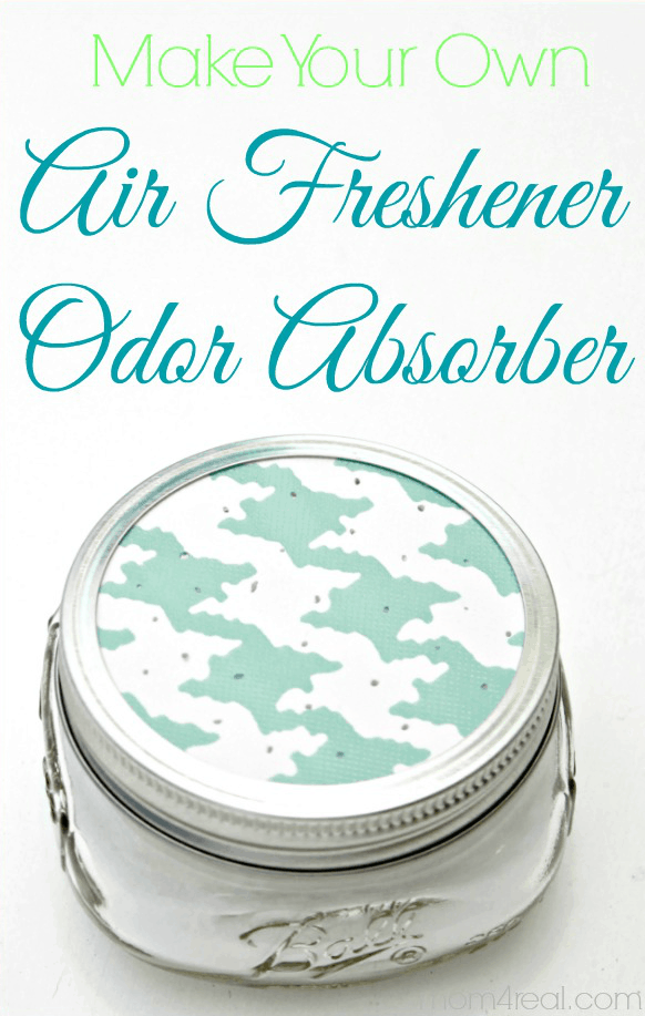 Homemade all natural air freshener odor absorber2