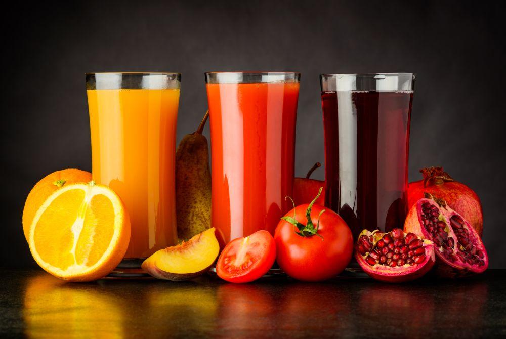 Can you freeze fruit juice