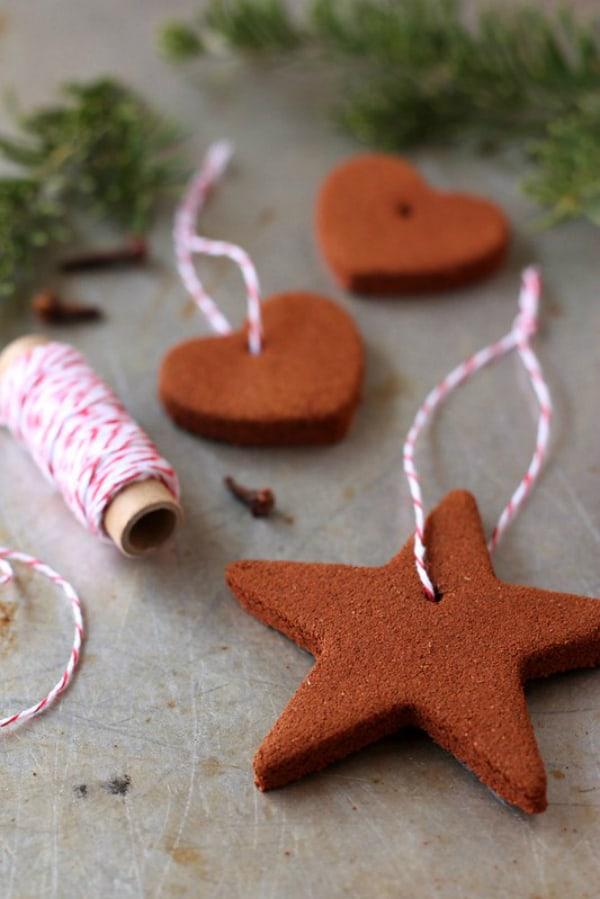 Diy cinnamon ornaments 2