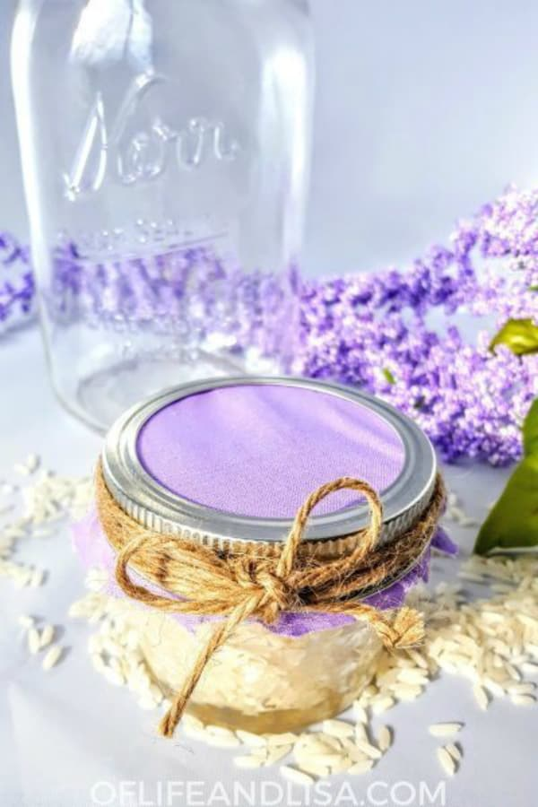 Diy lavender and mint air freshener 2