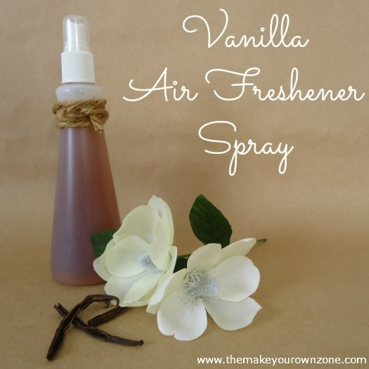 Diy vanilla air freshner