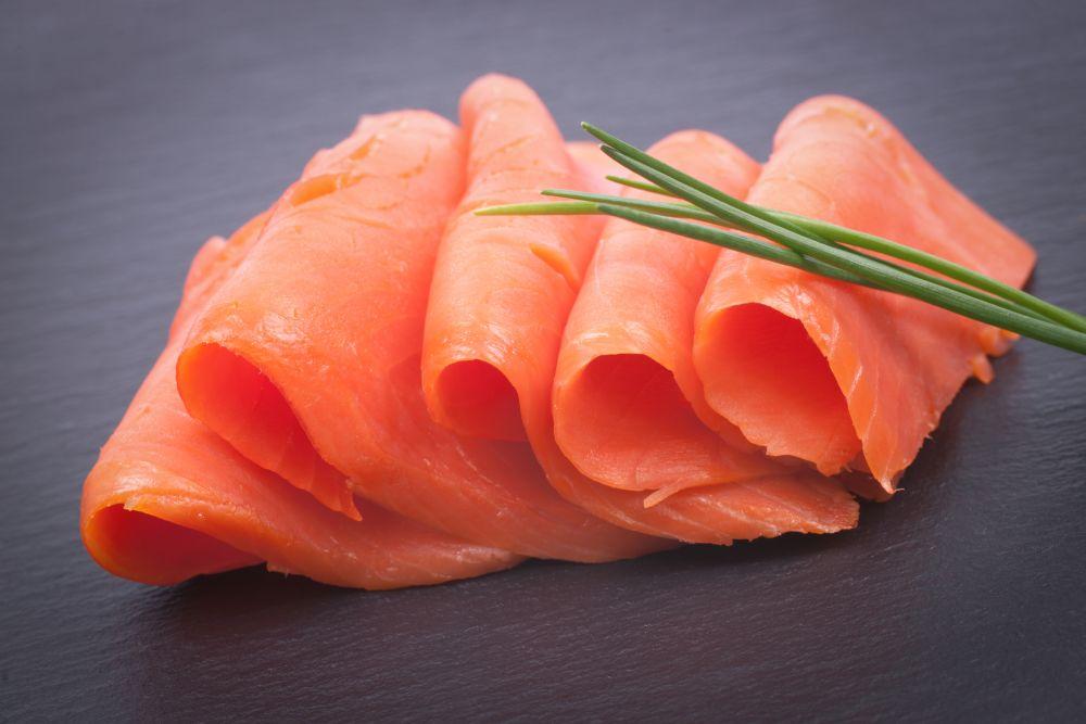 How to freeze smoked salmon