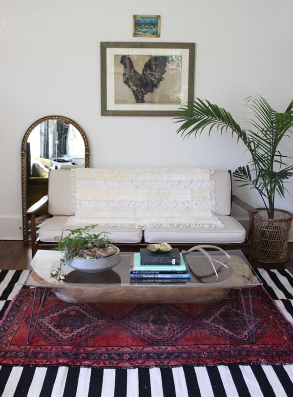 Lush fabric throws moroccan diy