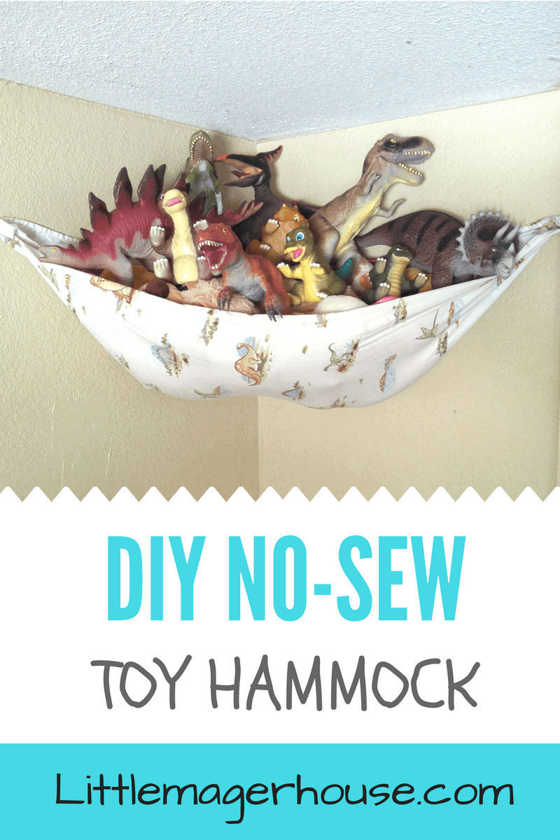Diy toy hammock