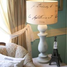 Diy love letter lamp