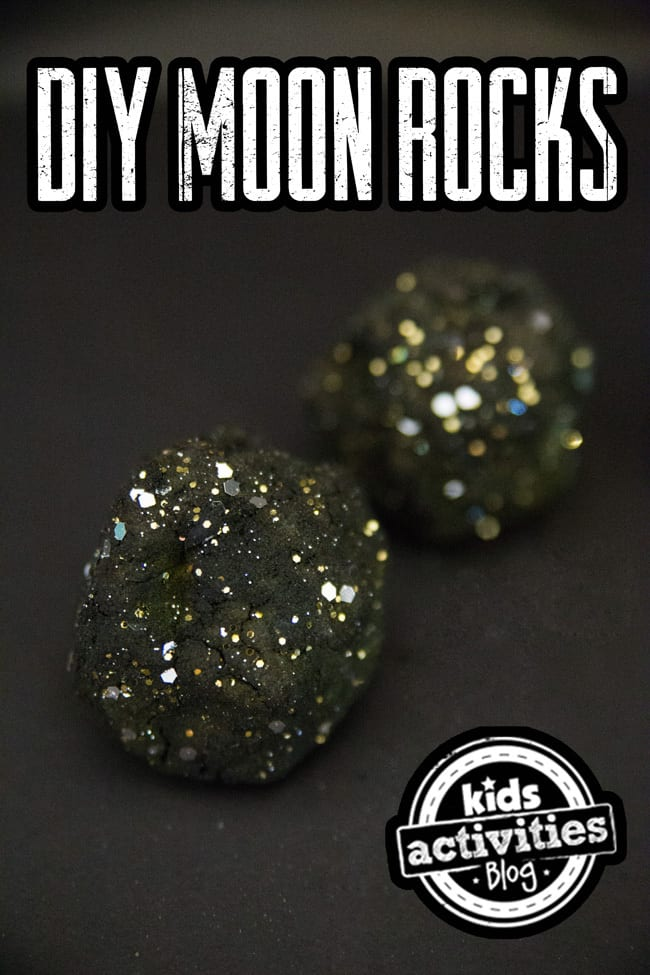 Diy moon rocks