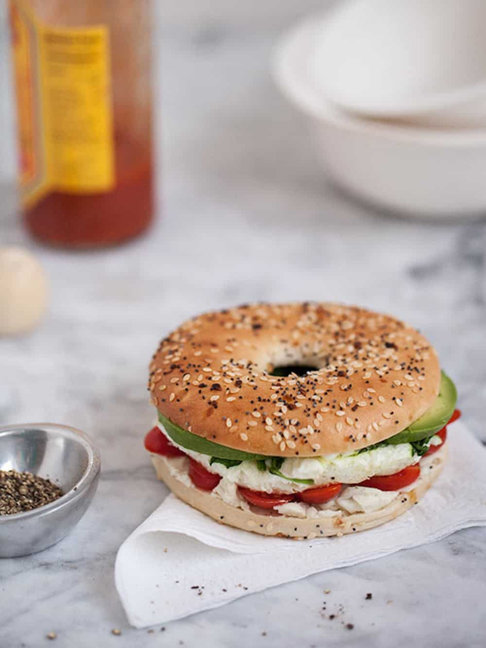 Egg sandwich 5 minute recipe
