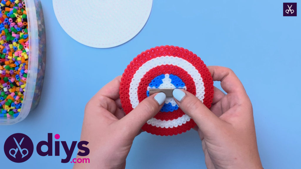 How to make a cool captain america freezer magnet magnet