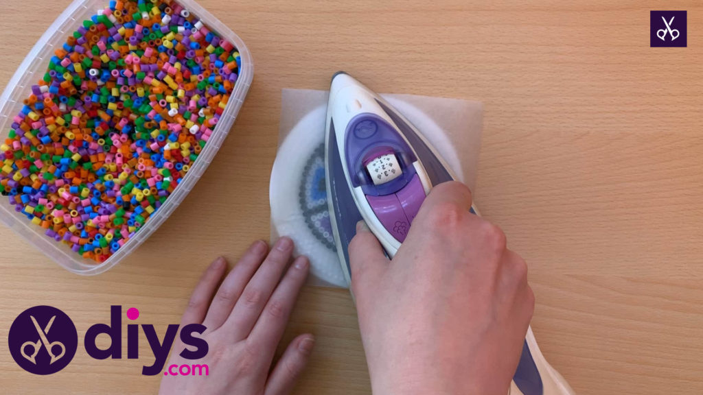 How to make a perler bead cup holder iron