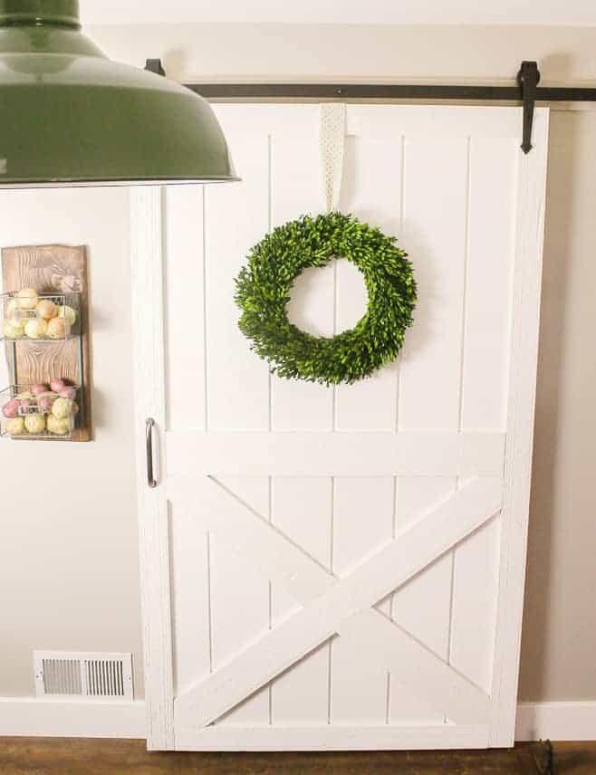 How to make a barn door diy