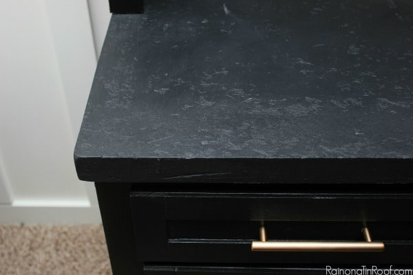 How to make laminate countertops that look like stone