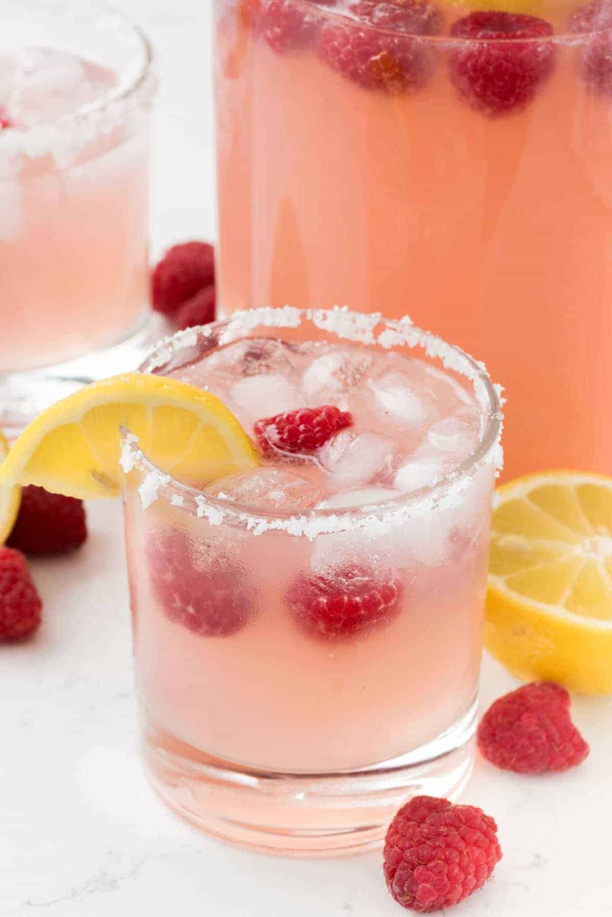 Raspberry margarita recipe