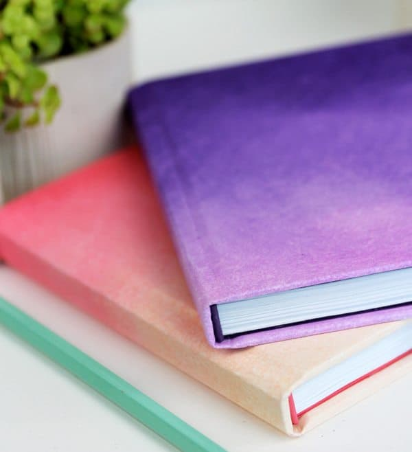 Stunning ombre journals