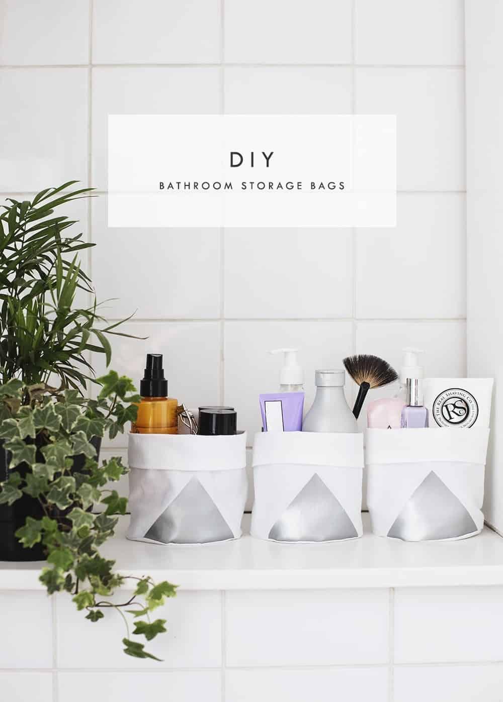 Diy bathroom revamp