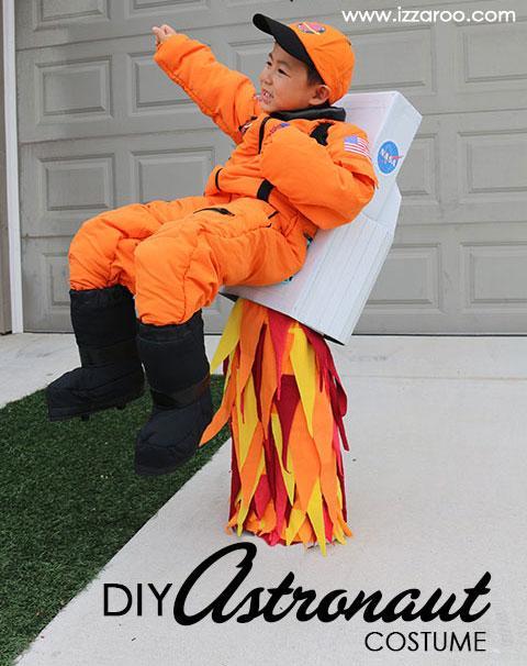 Diy astronaut costume