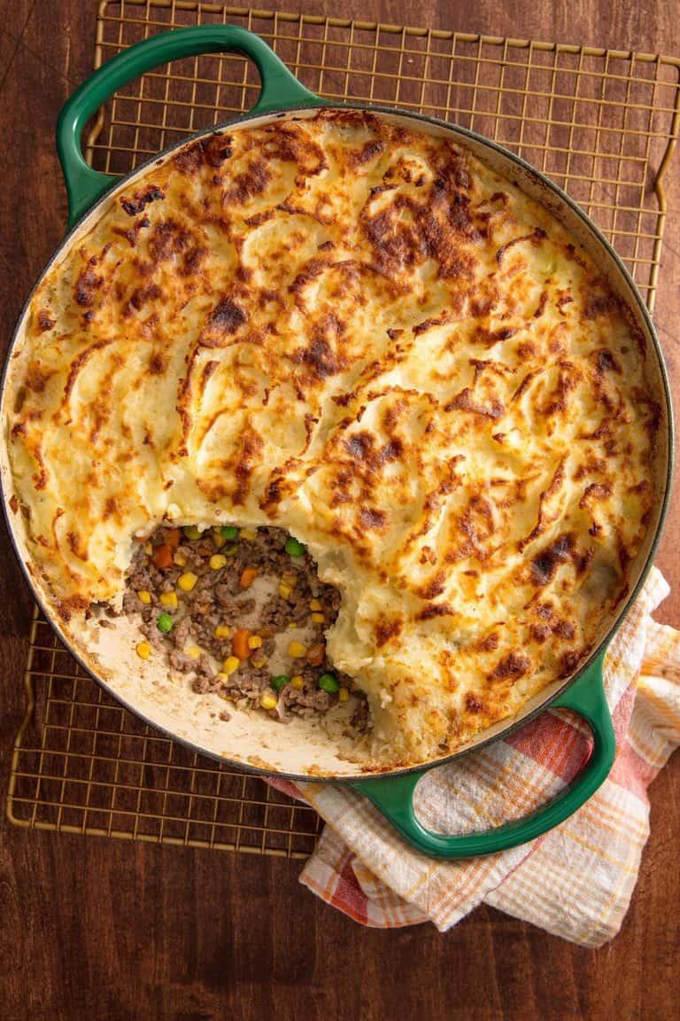 Easy shepard's pie