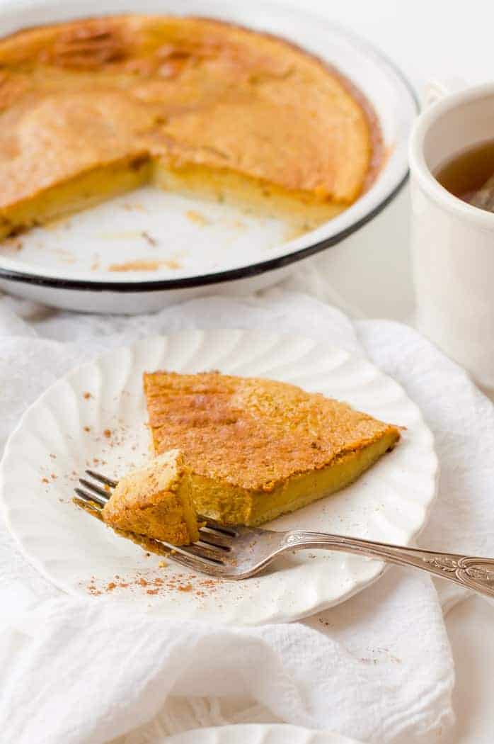 Pumpkin souffle recipe