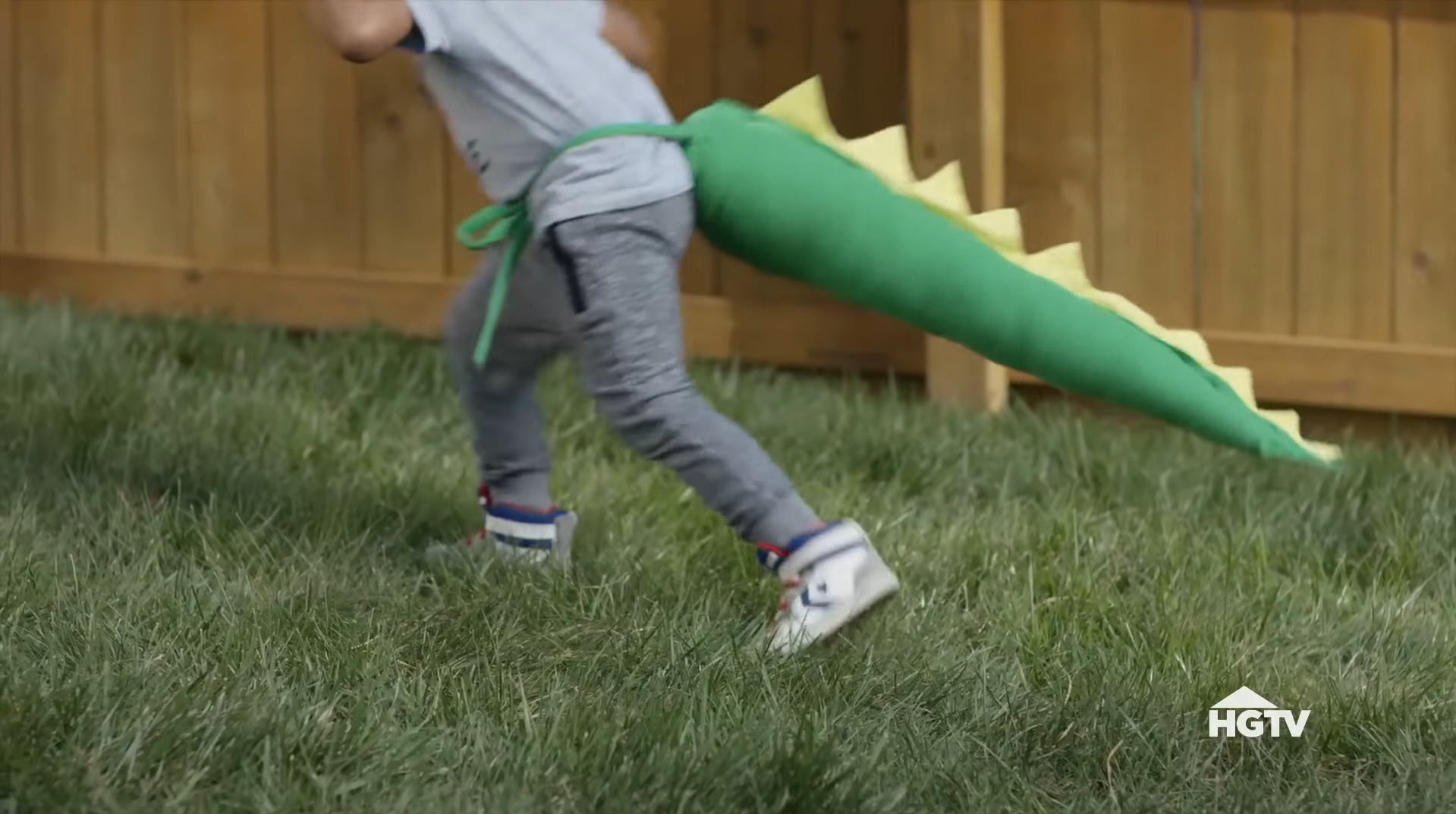 At home halloween costume ideas dragon's tail