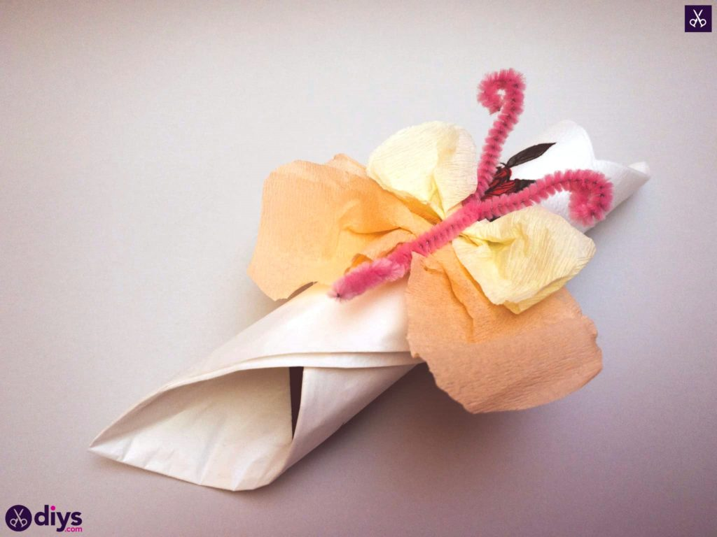 Diy Butterfly Napkin Ring