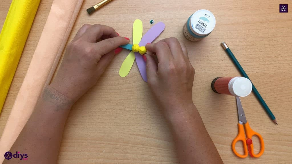 Diy clothespin dragonfly for kids top