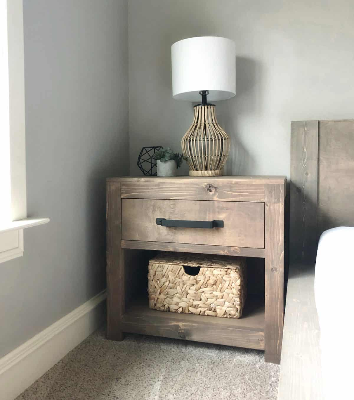 15 Unique Diy Nightstands For Your Space