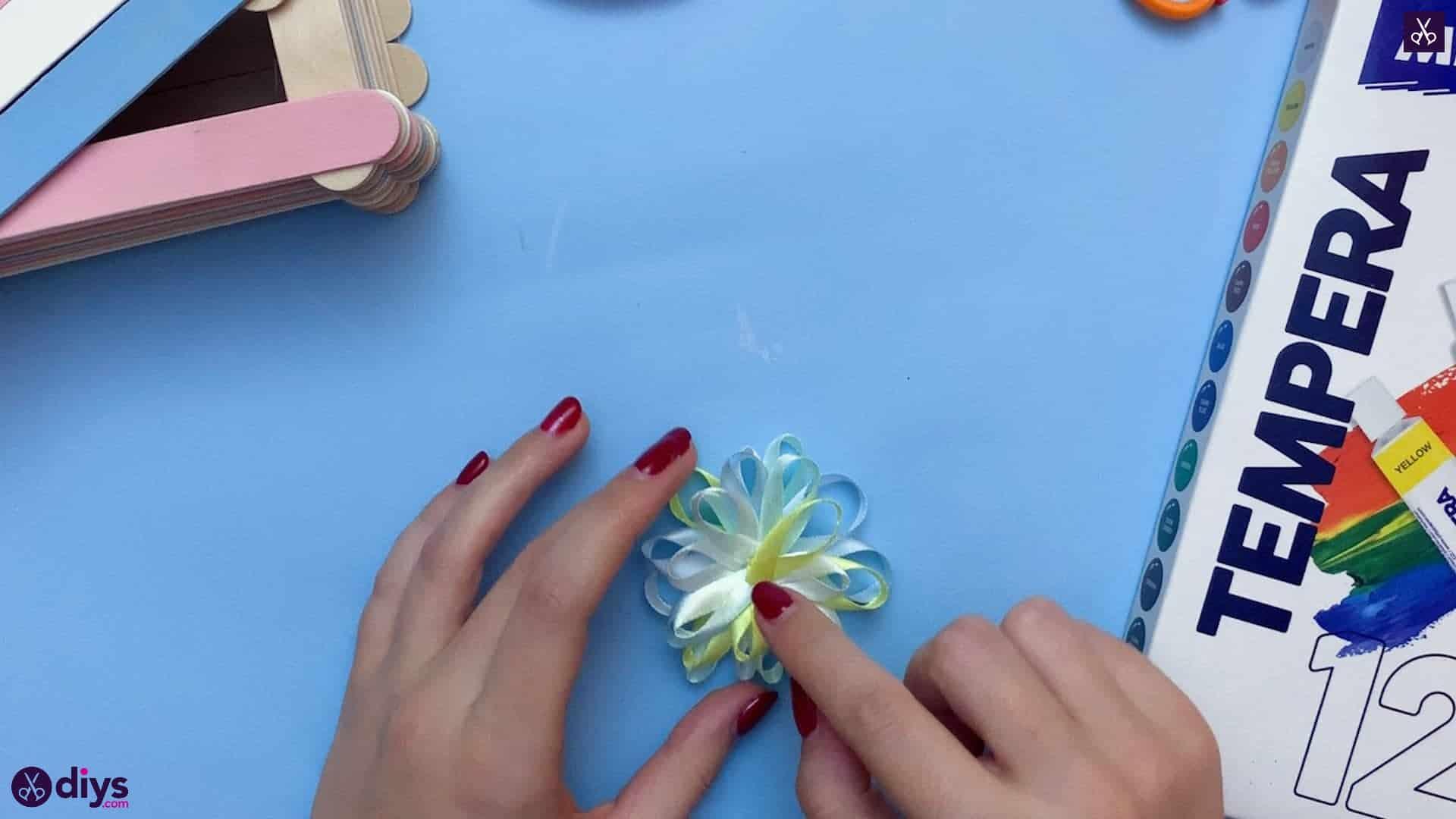 Diy popsicle stick jewelry box bow