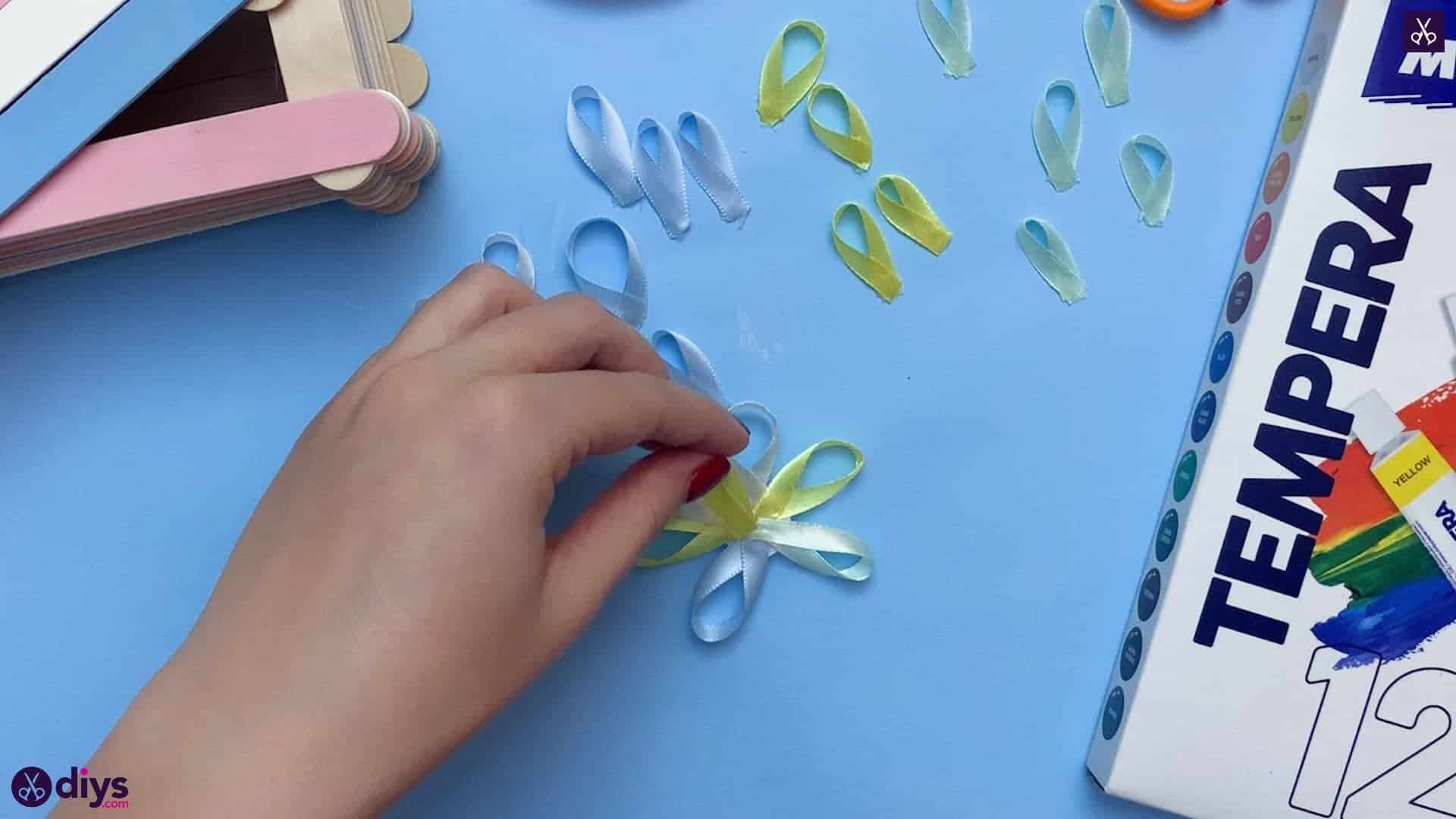 Diy popsicle stick jewelry box step 10